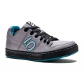 Zapatillas Five Ten Freerider Canvas Woman - Grey / Teal